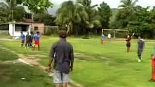 Pantla Salitrera soccer game