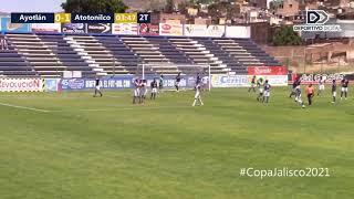 Copa Jalisco | Ayotlán 2-1 Atotonilco