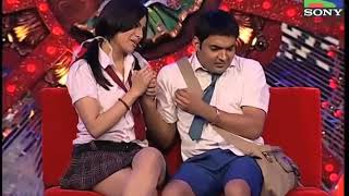 Kapil comedy night with Shikha