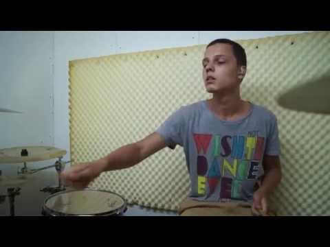 We Came As Romans I Survive Drum Cover by CornDrums