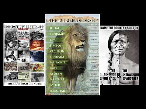 North American Indians Still Being Oppressed (Tribe Of Gad)