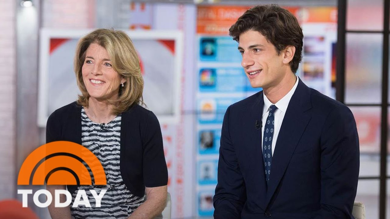 Caroline Kennedy And Son Jack Schlossberg On Jfk Obama And Her Met