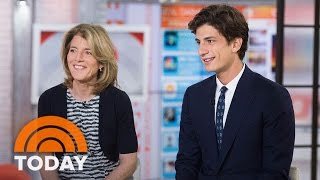 Caroline Kennedy And Son Jack Schlossberg On JFK, Obama And Her Met Gala Dress | TODAY