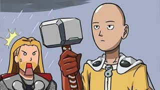 "30+ ""Saitama -The One Punch Man"" Hilariously Funny Comics To Make You Laugh."