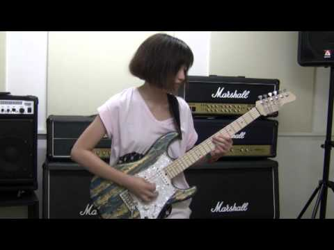 Miki Kato - Hot For Teacher (VanHalen)