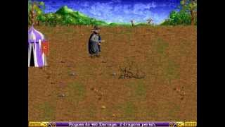 Heroes of Might and Magic 1 (1995) Ending