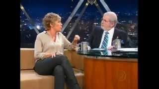 Jô Soares entrevista Regina Bittar: Voz do GPS e do Google