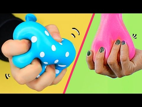 DIY Stress Balls You NEED to Try!