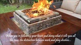 Fire Pit Table Saga