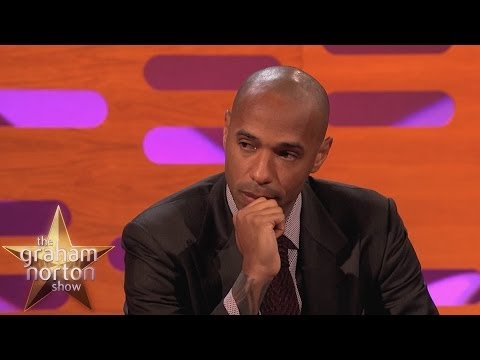 Thierry Henry Discusses Becoming Arsenal Manager - The Graham Norton Show