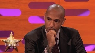 Thierry Henry Discusses Becoming Arsenal Manager - The Graham Norton Show thumbnail