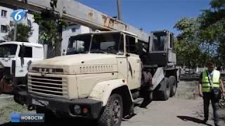 В Горловку прибыли бригады строителей для выполнения восстановительных работ