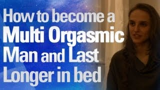 Multiple Orgasms For Men -  Sasha Cobra on Multiple Orgasms For Men