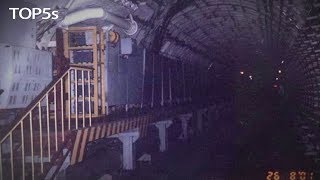 5 Mysterious & Most Secretive Underground Locations in the World