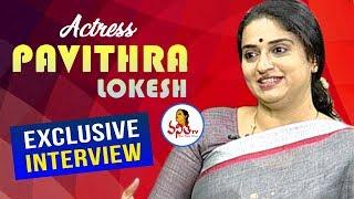 Actress Pavithra Lokesh Exclusive Interview || Celebrity Interviews || Vanitha TV