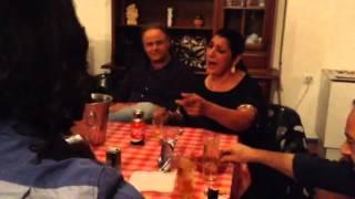 Remedios Amaya cantando en El Rocío 23/5/2015(1)