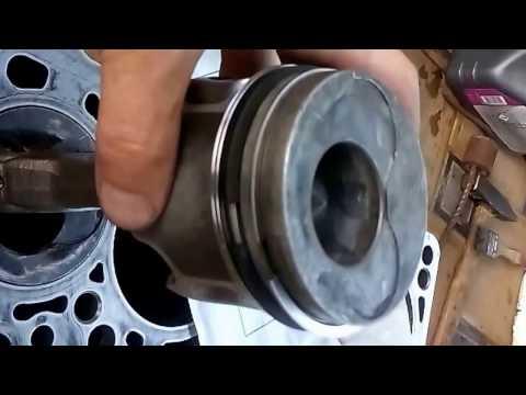 Что можно сделать когда нет приспособы для установки поршневых колец в цилиндр.
