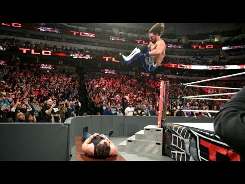 10 OMG TLC Match Moments