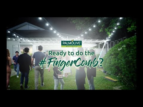 Do The #FingerComb With Julia Barretto, Bianca Umali And Palmolive Naturals Healthy & Smooth!