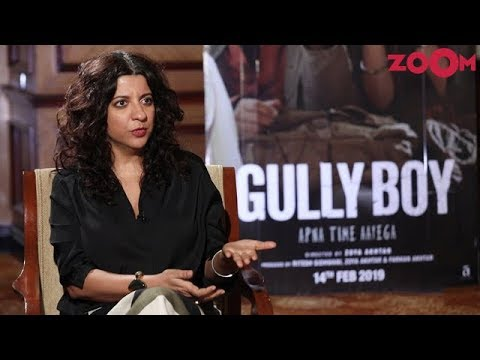 Zoya Akhtar on Ranveer Singh and Alia Bhatt's Gully Boy, Comparsion with 8 Mile and more | EXCLUSIVE Mp3