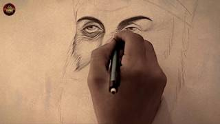 Making Of Shri Guru Nanak Dev Ji | Sketch | Vol1 | Virasat