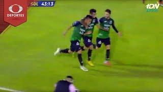 Gol de Rolando González | Cafetaleros 1 - 0 Chivas | Copa MX - J6 - Cl19 | Televisa Deportes