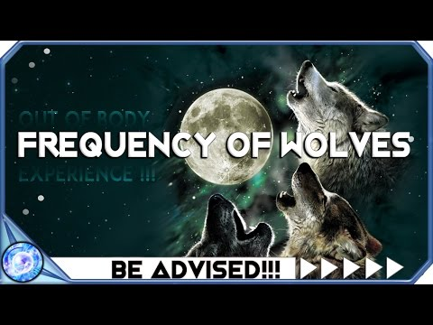 OBE EXPERIENCE WITH THE WOLVES!!! LUCID DREAMING ASTRAL PROJECTION MUSIC : BEST THETA BINAURAL BEATS