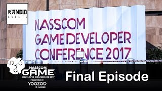 NASSCOM Game Developer Conference - Episode 02 | Kandid Events
