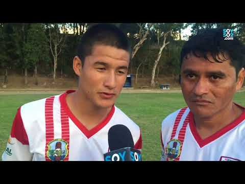 Fredy García y su hijo juegan juntos en la Primera División