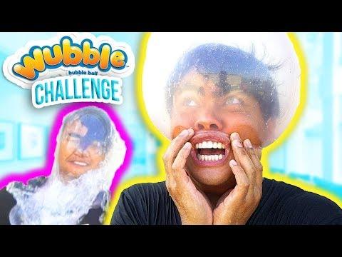 WUBBLE BUBBLE CHALLENGE! (MUST TRY!)