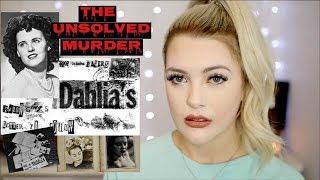 The Horrifying Case Of The Black Dahlia…
