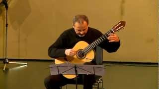 Zarko Ignjatovic premiers The Moments (Three Miniatures for Guitar) by Laura Mjeda Cuperjani