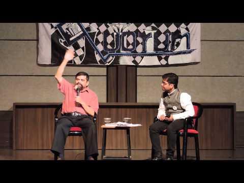 Renowned Marathi Author Achyut Godbole Interview part 5
