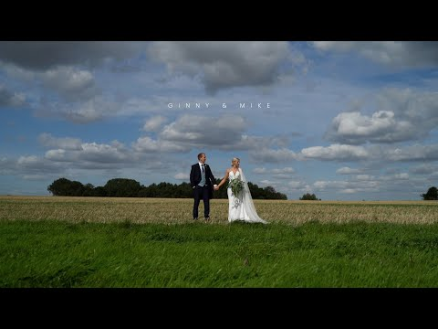 Ginny & Mike | Amazing uplifting wedding video | Tickhill | South Yorkshire