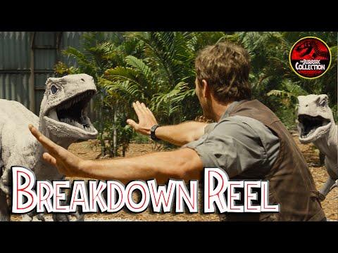 JURASSIC WORLD Breakdown Reel | Imagine Engine VFX | Behind the Scenes | Chris Pratt