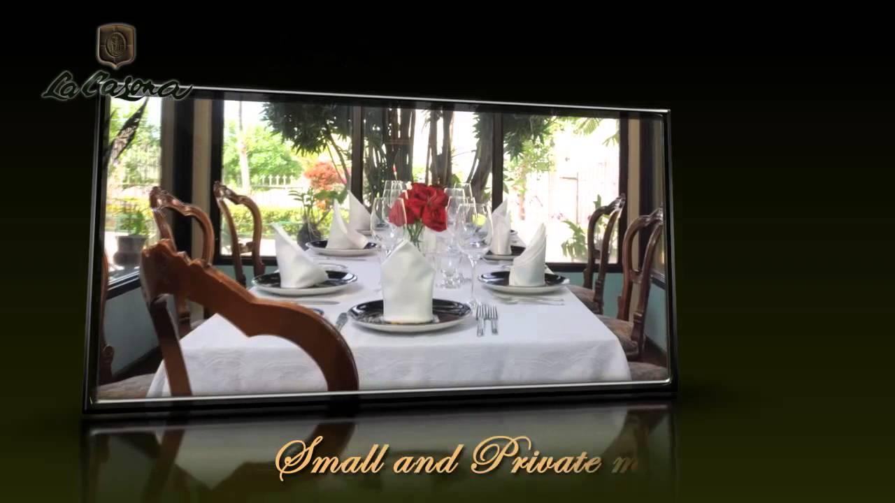 Salones de actividades la casona san juan puerto rico for Actividades de salon