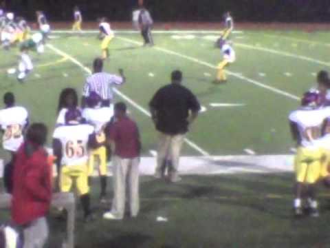 Kelly Miller Middle School vs Hart 2011