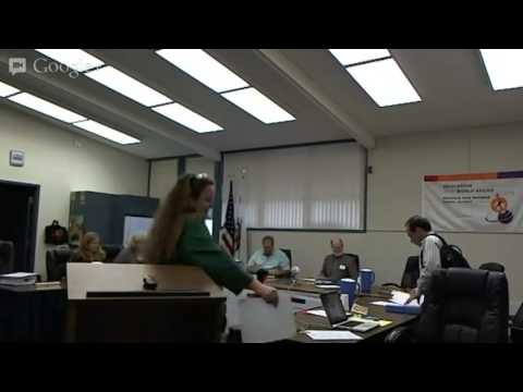 3/14/13 MVWSD School Board Meeting