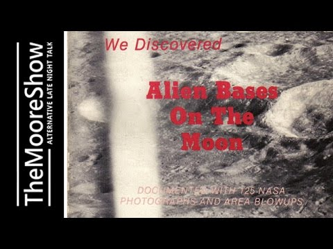 Secret Alien Bases On The Moon