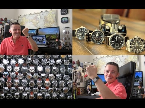 WWT#67 - Watch Collecting Tips & Guide For Beginners - Entry To Luxury Tiers & Watch Wearing Habits