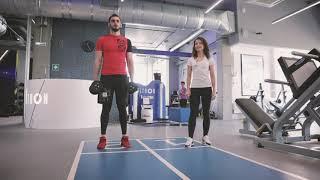 Функциональная тренировка для мужчин с целью похудения.