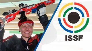 50m Rifle 3 Positions Women Final - 2016 ISSF Rifle and Pistol World Cup in Bangkok (THA) thumbnail