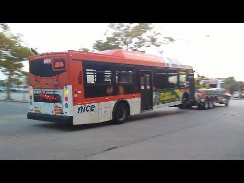 NICE Bus Fails: