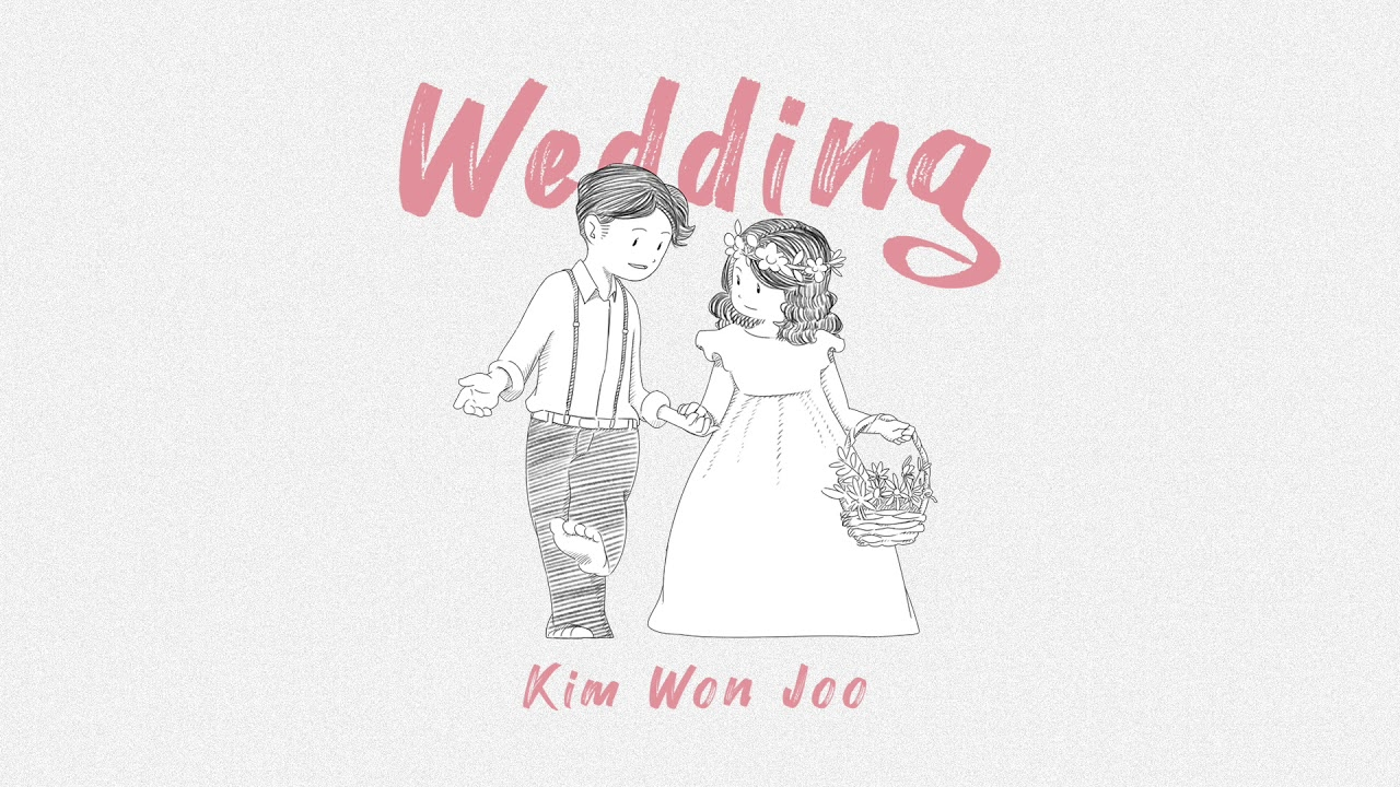 김원주 Kim Wonjoo 'Wedding' (Official Instrumental) INST