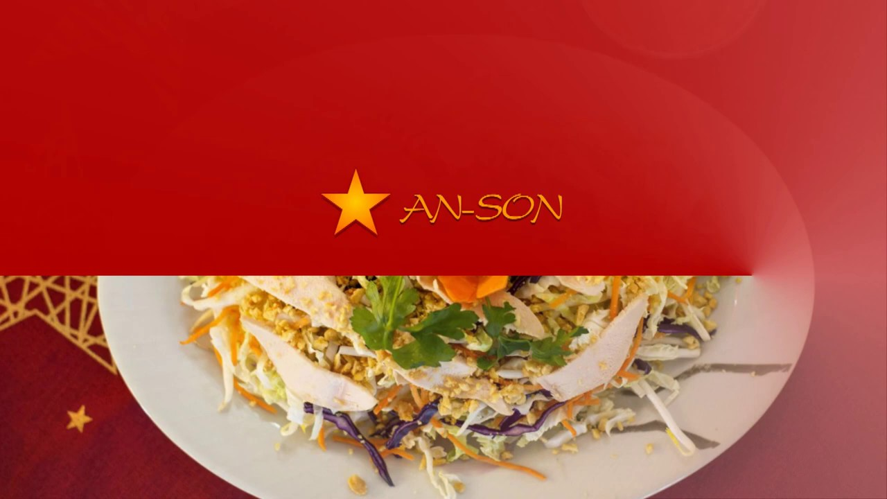 Kuchnia Wietnamska Zielona Gora An Son Youtube