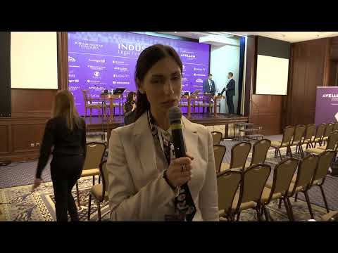 INDUSTRIAL Legal Forum 2017 Интервью Татьяны Титаренко
