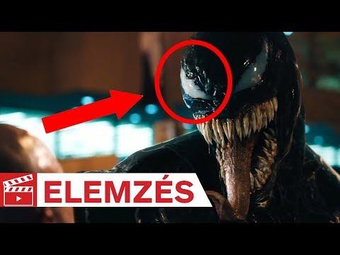 Ez derült ki a Venom második előzeteséből letöltés