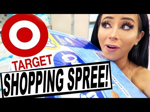 ADULTING AT TARGET: SHOPPING SPREE!