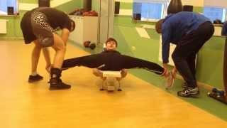 Super flexibility and stretching - Alexandr Litvinenko