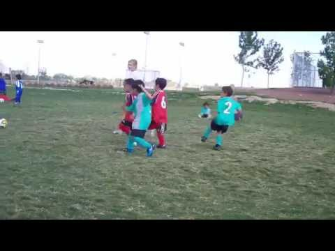 Amazing 5yr old soccer player. Massimo Botello el paso, tx